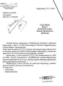 Załącznik do uchwały RM w Dzierżoniowie